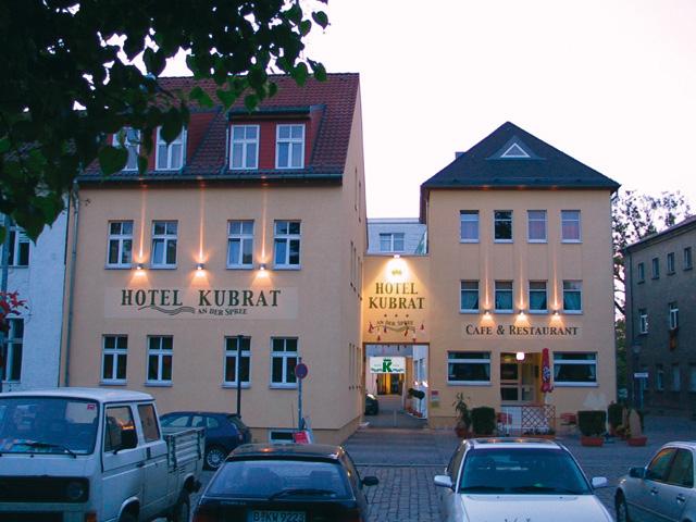 Hotel Kubrat An Der Spree Berlin